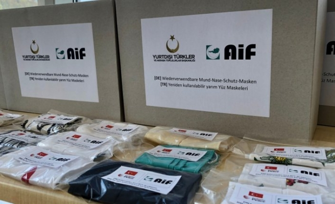 Avusturya'da yeniden ibadete açılan camilerde maske dağıtılacak