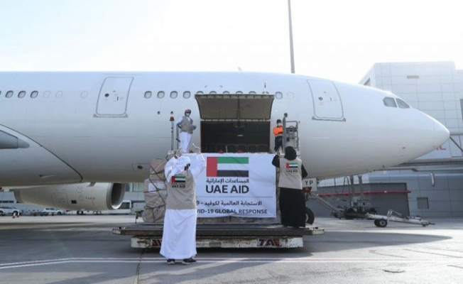 BAE firması Etihad, İsrail'e ilk kez sefer düzenledi
