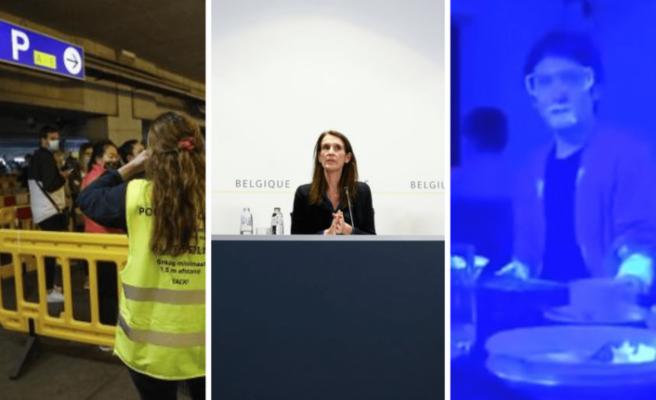 Belçika'da Ulusal Güvenlik Konseyi tekrar toplanacak
