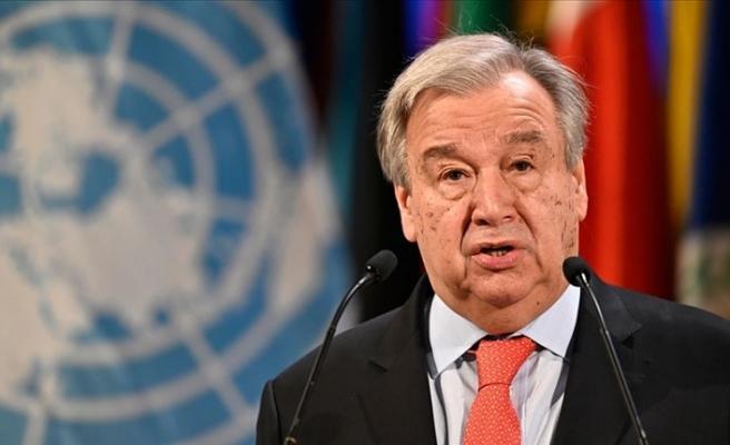 BM Genel Sekreteri Guterres Libya'daki sivillere yönelik saldırıları kınadı