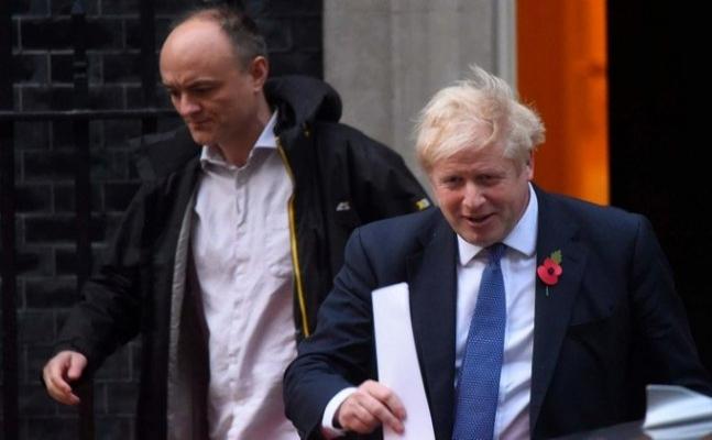 Boris Johnson başdanışmanı ile çalışmaya devam edecek