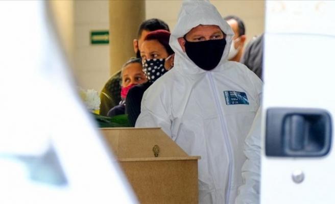 Brezilya'da bilanço ağırlaşıyor: Son 24 saatte 807 ölüm