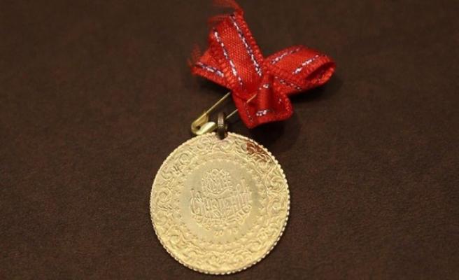 Çeyrek altın 630 lira oldu