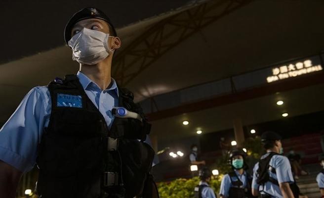 Çin'den 'Hong Kong Ulusal Güvenlik' yasası girişimi