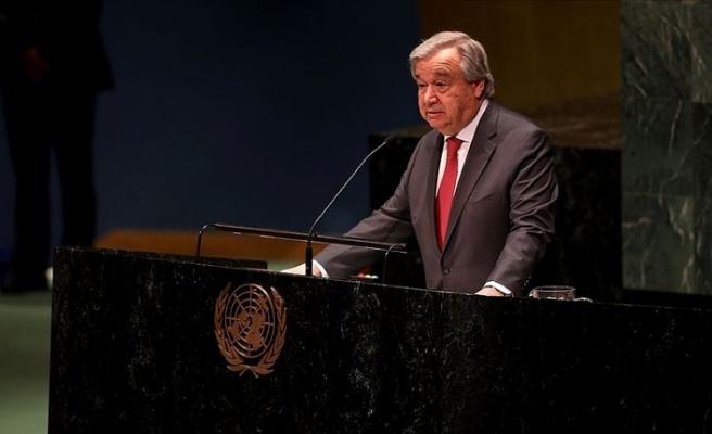 BM Genel Sekreteri Guterres: Dünya liderleri, Kovid-19 nedeniyle BM Genel Kurulunda bir araya gelemeyebilir