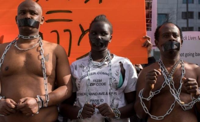Eritreli aktivistler, AB'ye dava açtı