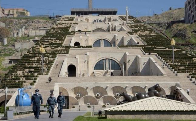 Ermenistan'da vaka sayısı 5 bini geçti