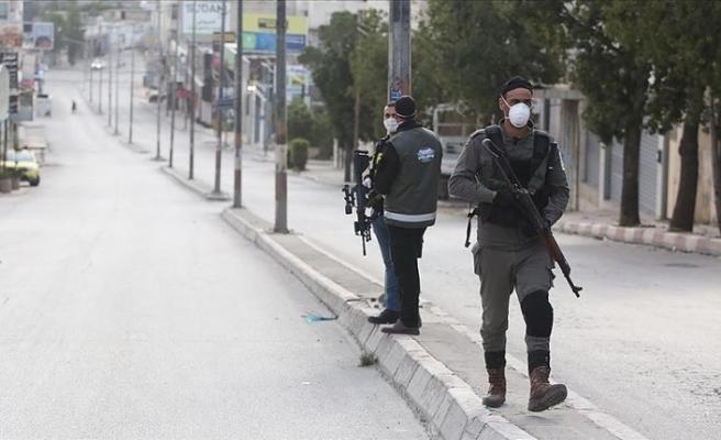 Filistin güvenlik güçleri, İsrail askerlerinin Batı Şeria'daki şehirlere girişine izin vermedi