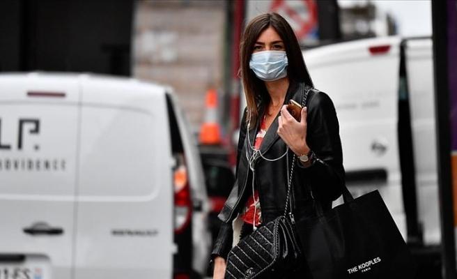 Fransa'da son 24 saatte koronavirüs kaynaklı 131 ölüm