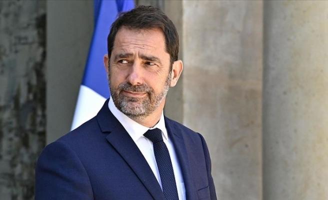Fransa İçişleri Bakanı Castaner'den İspanya ve İtalya'ya 'Kovid-19' tepkisi