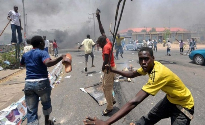 Gençlerin etnik tartışması çatışmaya döndü: 38 ölü