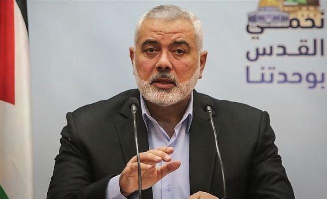Hamas Siyasi Büro Başkanı Heniyye'den 'İsrail'le esir takası' açıklaması