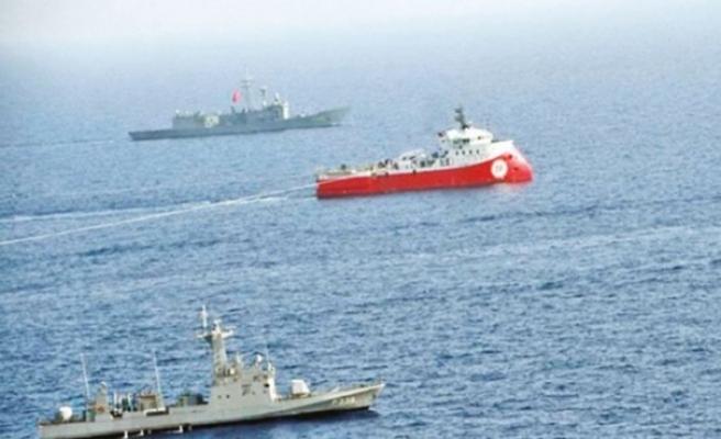 Kuzey Kıbrıs'dan kritik Doğu Akdeniz açıklaması