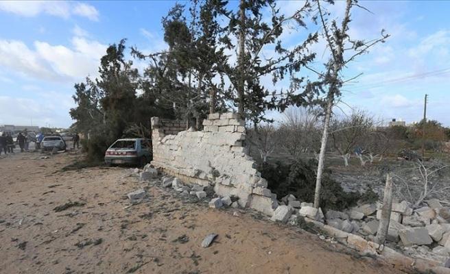 Libya'da Hafter milislerinin başkente saldırısında 5 sivil öldü