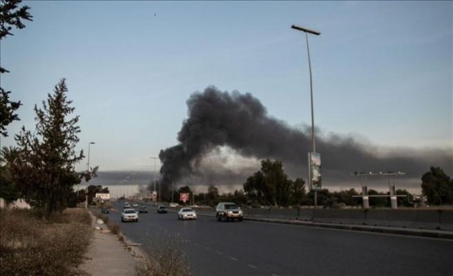 Libya ordusu Vatiyye Askeri Üssü'nün güneyindeki iki beldeyi daha kurtardı