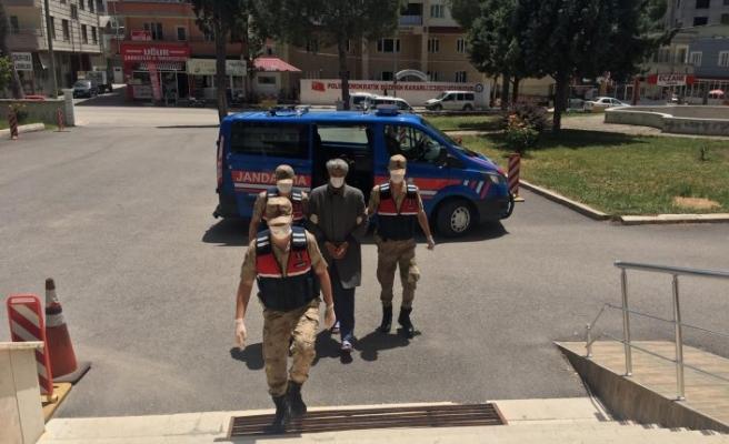 Lübnan uyruklu El Kaide şüphelisi Osmaniye'de yakalandı