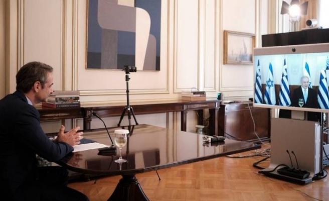 Miçotakis ve Netanyahu: Yunanistan – İsrail ilişkisi stratejik öneme sahip