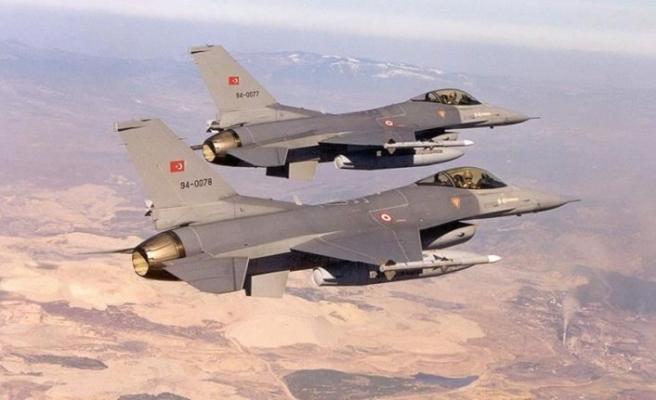 MSB: Irak'ın kuzeyinde 5 terörist hava harekatıyla etkisiz hale getirildi