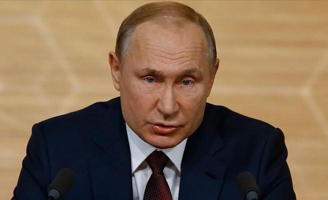 Putin, Katar Emiri Al Sani ile görüştü