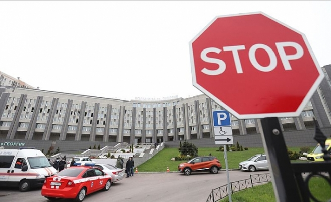 Rusya'da yangınlara neden olan solunum cihazının kullanımı durduruldu