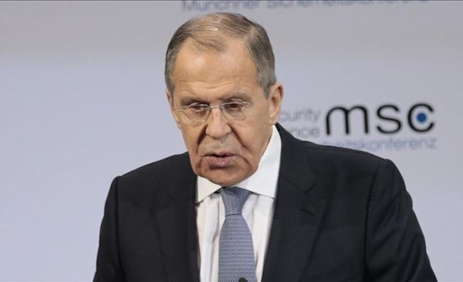 Rusya Dışişleri Bakanı Lavrov: ABD silah kontrolü alanındaki anlaşmaları bozuyor