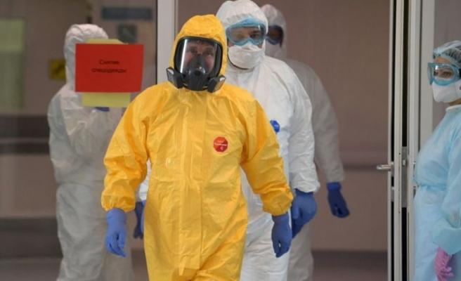 Rusya'da koronavirüs vaka sayısı 344 bini aştı