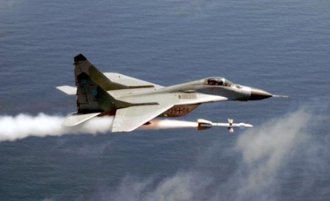 Rusya, Hafter'e savaş uçağı gönderdi