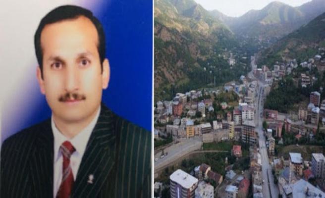 Şemdinli Belediye Başkanı virüse yakalandı