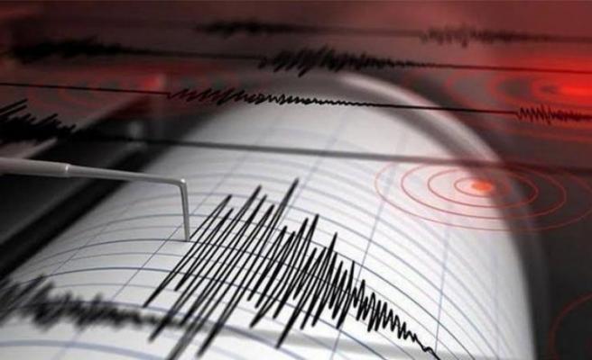 Tahran'da 4 büyüklüğünde deprem meydana geldi
