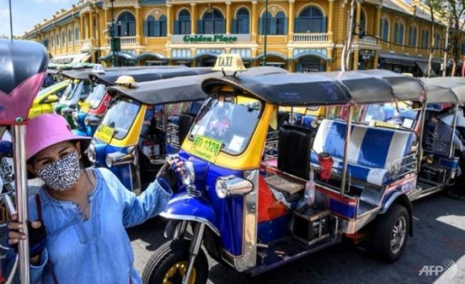 Tayland'da son 24 saatte Kovid-19 vakası görülmedi