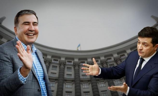 Tiflis ile Kiev Arasında Saakaşvili Krizi