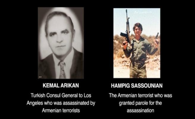 Türk diplomat Kemal Arıkan'ın katili içeride kalmaya devam edecek