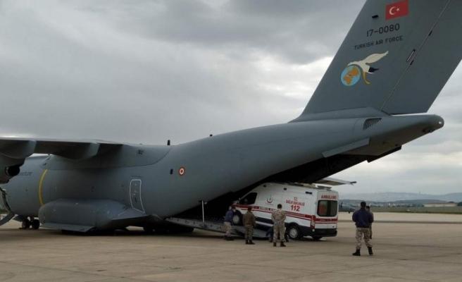 Türkiye'den Çad'a tıbbi yardım