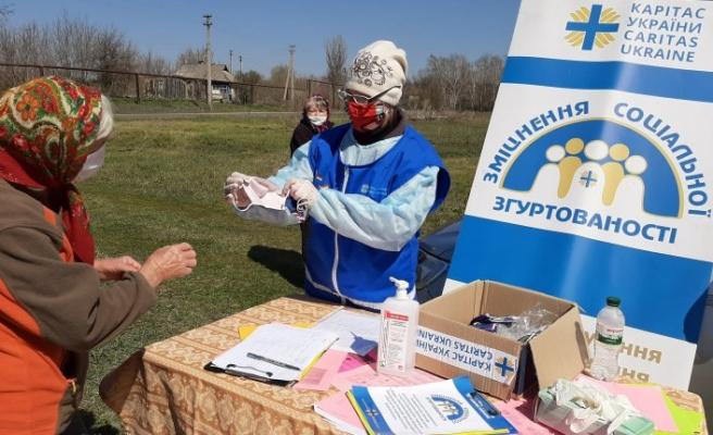 Ukrayna'da karantina önlemleri gevşetildi