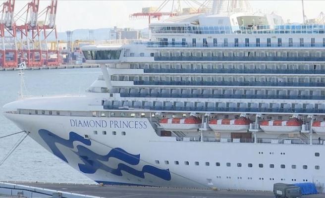 Yokohama'da karantinada tutulan Diamond Princess gemisi Japonya'dan ayrıldı