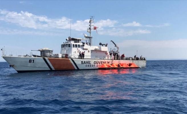 Yunanistan'ın ölüme terkettiği 72 sığınmacı kurtarıldı