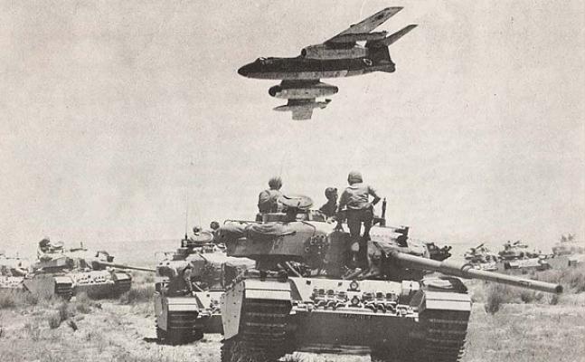 6 Gün savaşı, Ortadoğu'da tüm dengeleri değiştirmişti