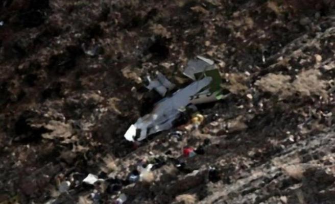 ABD'de küçük uçak düştü, kurtulan olmadı
