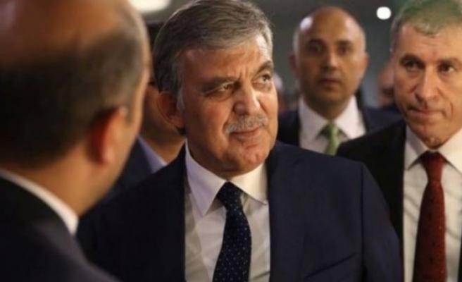 Abdullah Gül: Gördüğüm en büyük tehlike...