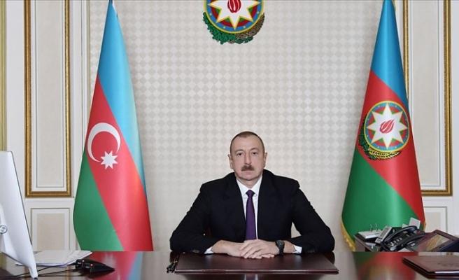 Aliyev'in 'BM Genel Kurulu toplansın' önerisini 130 ülke kabul etti