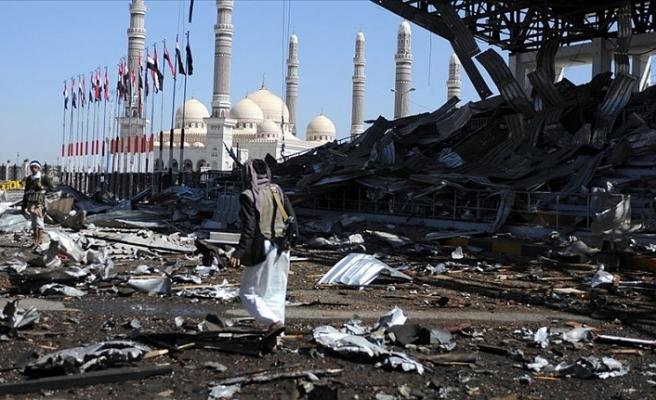BAE ve Suudi Arabistan'a 'Yemen'i paylaştılar' suçlaması