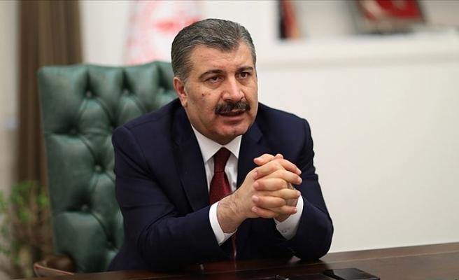 Bakan Koca açıkladı: Kovid-19 tedavisi tamamlananların sayısı 171 bin 809'a ulaştı