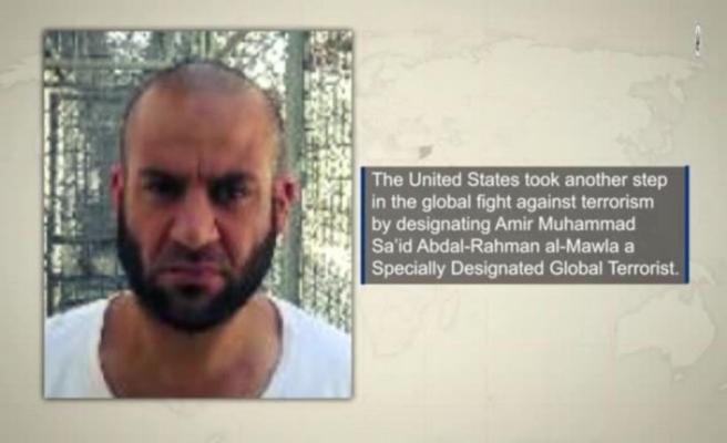 DEAŞ ve El Kaide ile bağlantılı bir kişinin mal varlığı donduruldu