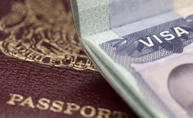Diplomatik pasaport hamili Filistin vatandaşlarına vize kolaylığı