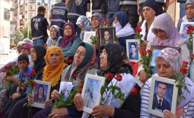 Diyarbakır annelerinin evlat nöbeti 280'inci gününe girdi