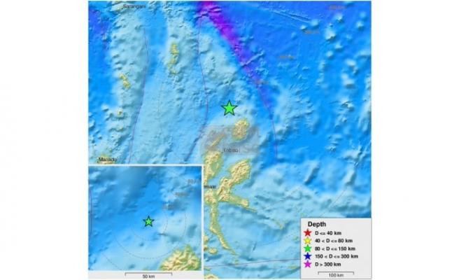 Endonezya'da 7,1 büyüklüğünde deprem!
