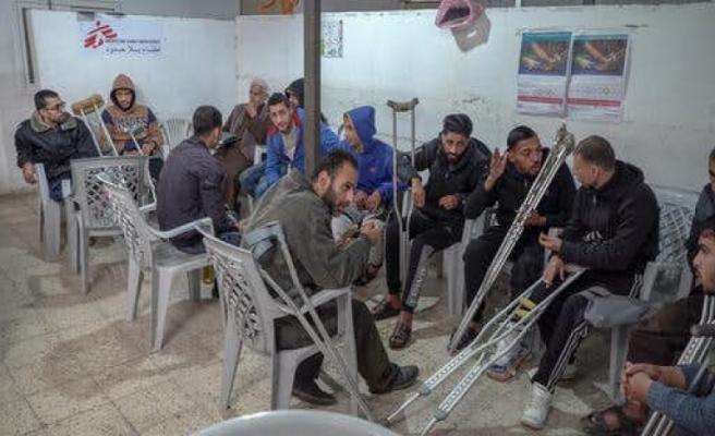 Gazze'de ilaç ve tıbbi malzeme eksikliği uyarısı