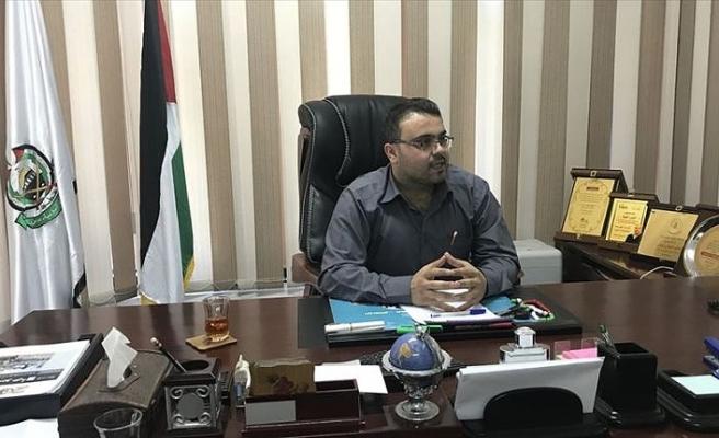 Hamas'tan, İsrail'in ilhak planına karşı ciddi ve fiili adım atma çağrısı