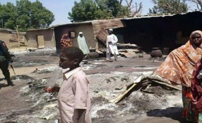 Haydutlar Nijerya'da köye silahlı saldırı düzenledi: 18 ölü
