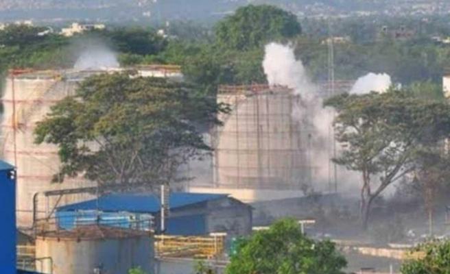 Hindistan'da kimyasal gaz sızıntısı: 2 ölü
